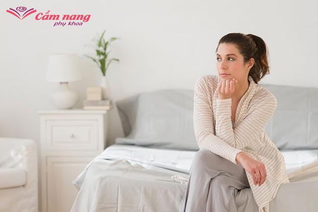 hậu quả của viêm lộ tuyến cổ tử cung